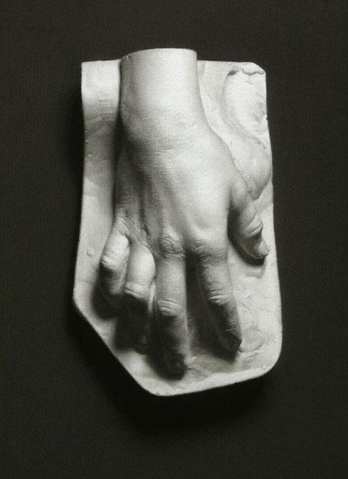 Cast Drawing: Leonardo's Hand