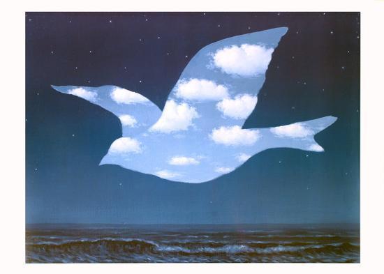 Rene Magritte - La Promesse