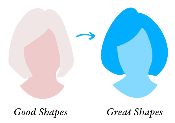 shapedesign good vs bad