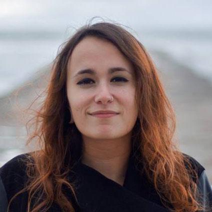 Portrait of Joana Ferreira